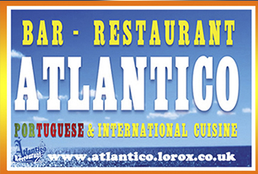 Playa Blanca Lanzarote takeaway food and drinks, best takeaway - Atlantico Restaurant