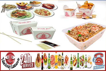 Chinese Restaurants Playa Blanca Lanzarote takeaway food and drinks, best Chinese Delivery takeaway - Takeaway Playa Blanca Chinese Restaurant