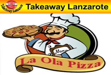 Playa Blanca Lanzarote takeaway food and drinks, best takeaway - Pizzeria La Ola